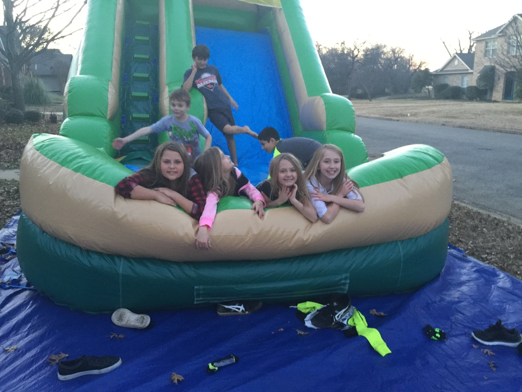 Texoma Inflatable Slides