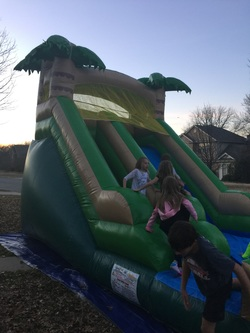 Sherman Inflatable Slides