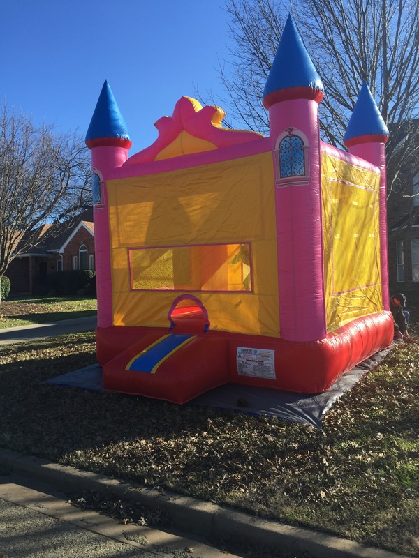 Texoma Girl Bounce House