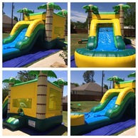 Texoma Bounce house combo